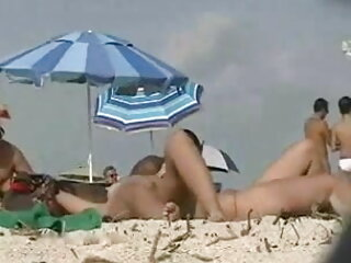 समुद्र तट अश्लील